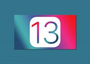 İOS 13