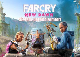 Far Cry New Dawn Sistem Gereksinimleri
