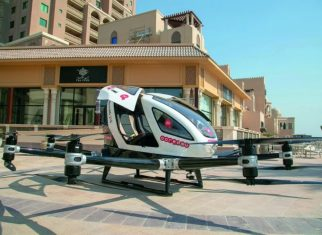 Ooredoo-drone