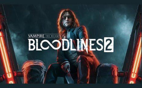 bloodlines 2 sistem gereksinimleri