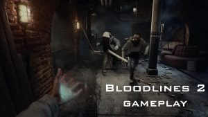bloodlines gameplay