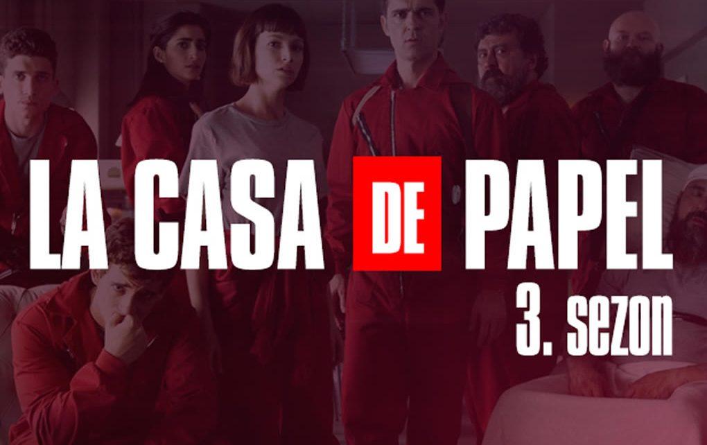 La Casa De Papel 3. Sezon