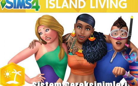 The Sims 4 Island Living kapakk