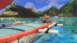 The Sims 4 Island Living yazı için resim