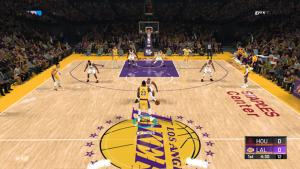 nba2k20 gameplay