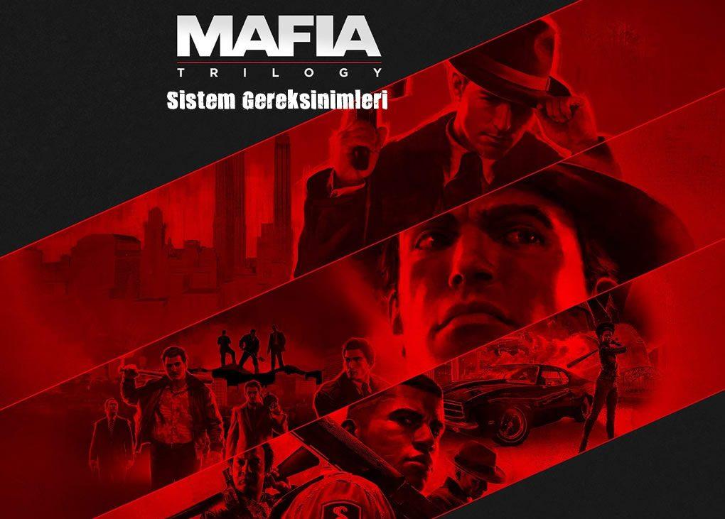Mafia Trilogy Sistem Gereksinimleri