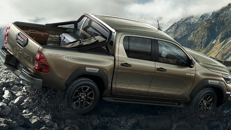 2021 Model Toyota Hilux 'un Özellikleri ve Fiyat Listesi