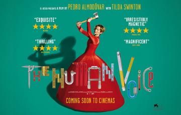 The Human Voice - 16 Temmuz 2021