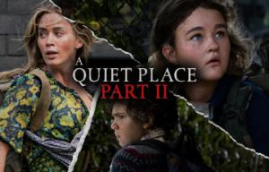 Sessiz Bir Yer Part 2 - 23 Temmuz 2021