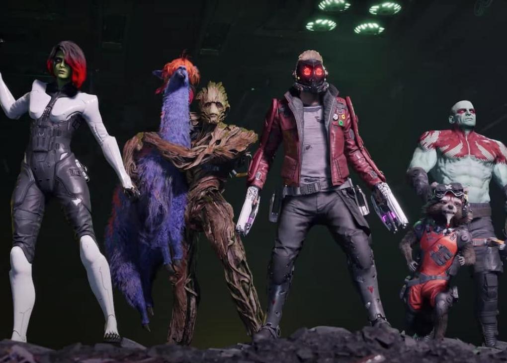 Guardians of the Galaxy Oyunu Ne Zaman Çıkacak?