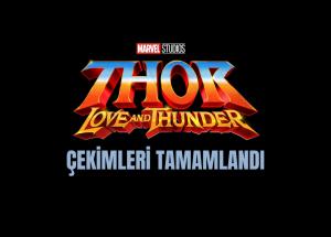Thor: Love and Thunder Çekimleri Tamamlandı