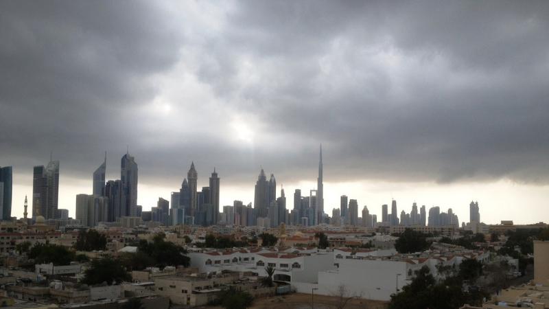 Dubai'li Bilim İnsanları Teknolojiyi Kullanarak Temmuz Ayında Yağmur Yağdırmayı Başardı