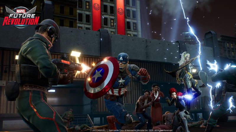 Yeni Marvel Future Revolution Mobil Oyununun Çıkış Tarihi Belli Oldu