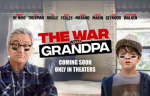 2021 Eylül Ayı Vizyon Filmleri (3)the war with grandpa
