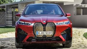BMW, Auto Show 2021 Mobility fuarı