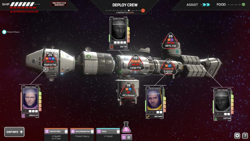 Epic Store'da Ücretsiz Olarak Yeni Sunulan İki Oyun; Speed Brawl ve Tharsis