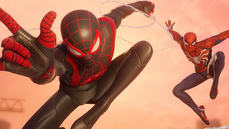 marvel spider-man 2 oyunu