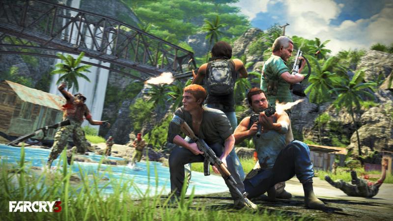 Ubisoft, Far Cry 3 Oyununu Oyun Severler İçin Bir Süreliğine Ücretsiz Yaptı